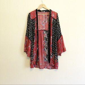 Altar'd State Paisley Kimono